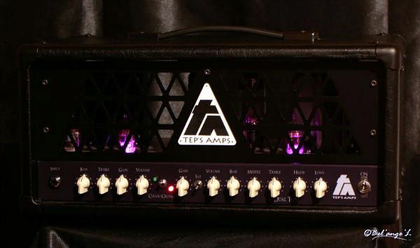 Tête d'ampli polyvalent Dual Tone