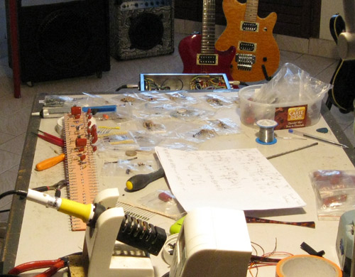 Ampli guitare sur mesure