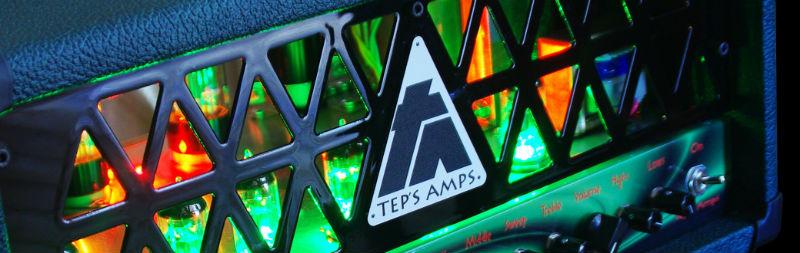 Ampli à lampes l'Ephaistos de Tep's Amps