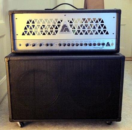Tête d'ampli haut de gamme par Tep's Amps