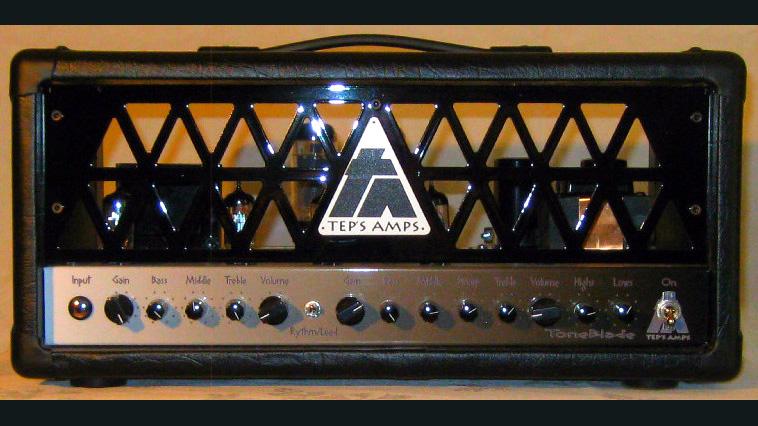 Tone Blade ampli guitare silencieux de Tep's Amps